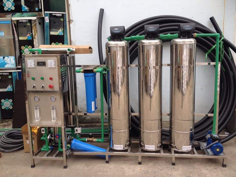 Máy lọc nước tinh khiết RO công nghiệp