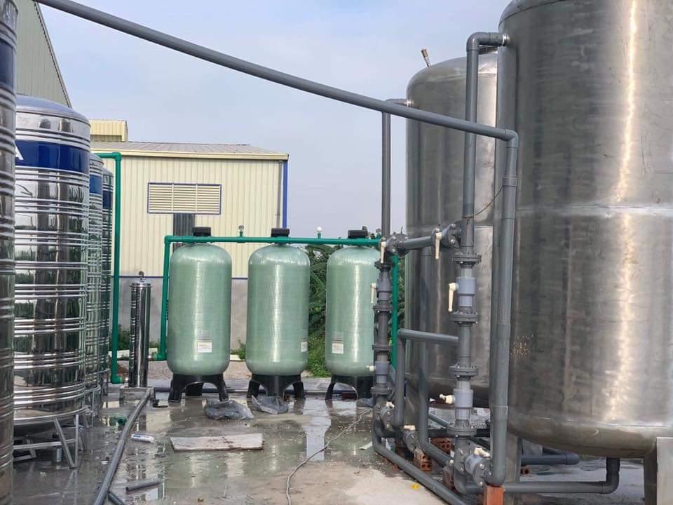 Xử lý nước cấp đầu nguồn